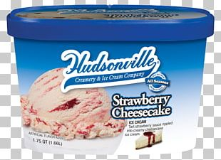 Hudsonville Ice Cream Blue Moon Chocolate Brownie PNG