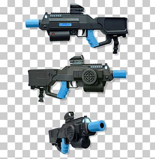 Laser Tag Firearm Weapon Game PNG