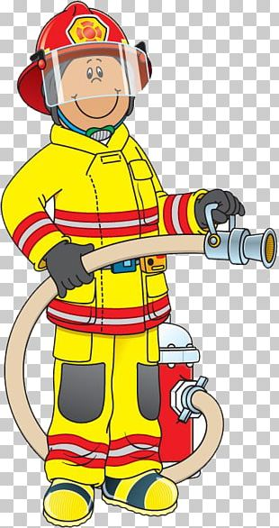 Firefighter Fire Department Fire Safety Laborer PNG