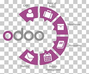 Odoo Enterprise Resource Planning Business Open-source Software Customer Relationship Management PNG