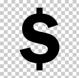 Dollar Sign United States Dollar Money Currency Symbol PNG