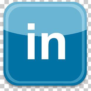LinkedIn Social Media Logo Computer Icons Professional Network Service PNG