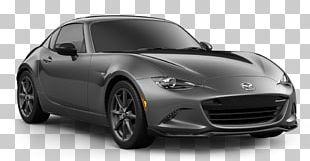 Mazda 2017 FIAT 124 Spider Sports Car Abarth PNG