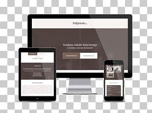 Responsive Web Design Web Page Internet PNG