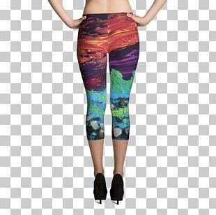 T-shirt Hoodie Capri Pants Leggings Yoga Pants PNG