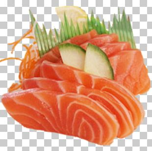 California Roll Sashimi Smoked Salmon Sushi Japanese Cuisine PNG