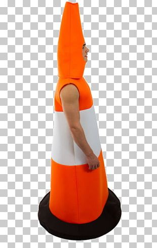 Costume Party Traffic Cone Orange Clothing PNG
