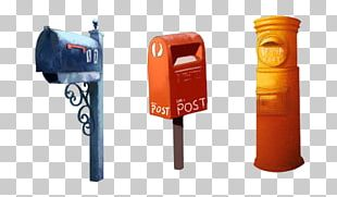Mail Post Box Post-office Box PNG