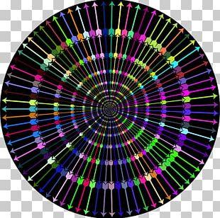 Abstract Art Line Art Vortex Whirlpool PNG