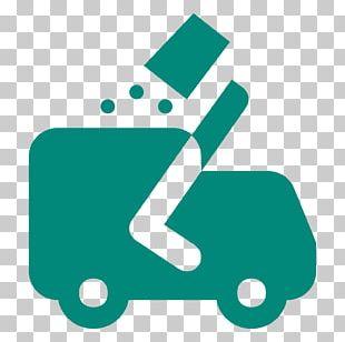 Car Van Garbage Truck Waste PNG