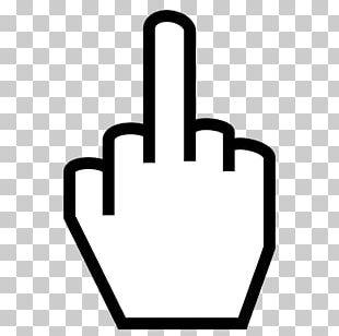 The Finger Middle Finger Index Finger PNG