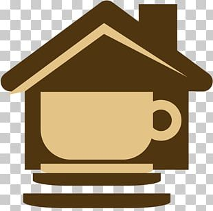 Coffee Cup Cafe House PNG