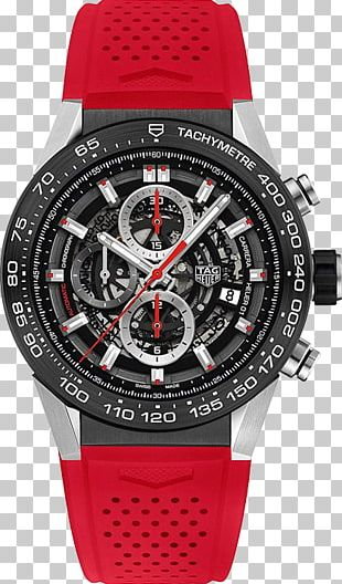 TAG Heuer Aquaracer Chronograph Watch Jewellery PNG