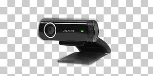 HD Webcam 1280 X 720 Pix Creative Live Cam Chat HD Stand Creative Technology Camera Video PNG