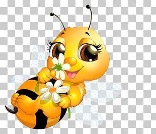 Queen Bee PNG