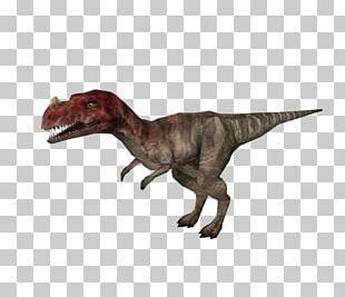 Tyrannosaurus Jurassic Park: Operation Genesis Ceratosaurus Velociraptor Allosaurus PNG