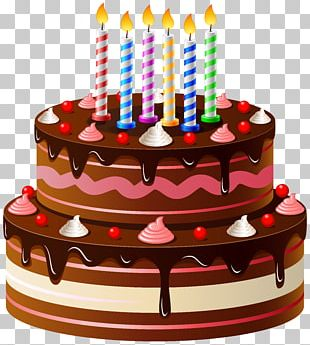 Birthday Cake Greeting & Note Cards Nephew And Niece Birthday Card PNG