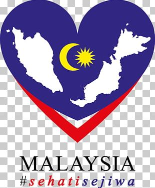 Hari Merdeka Malaysia Independence Logo August 31 PNG