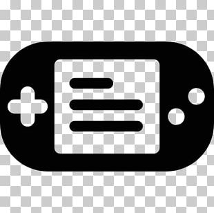 Video Game Consoles Computer Icons Handheld Game Console PNG