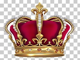 Crown King Monarch Stock Photography PNG