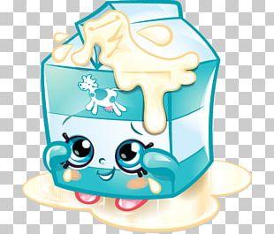 Milk Upside-down Cake Shopkins Frosting & Icing Pancake PNG