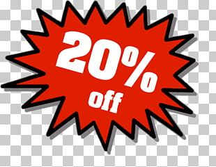 20% Discount PNG