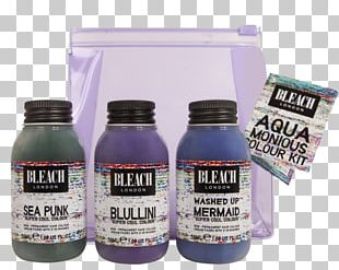 Bleach Human Hair Color Hair Coloring PNG
