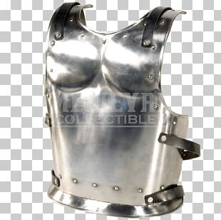 Breastplate Plate Armour Body Armor Middle Ages PNG