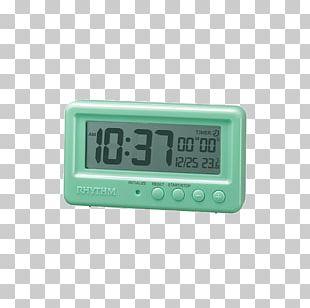 Alarm Clocks Rhythm Watch Digital Clock Waterproofing PNG