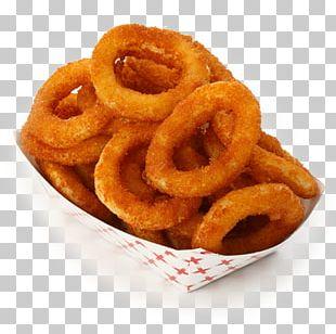 Burger King Onion Rings Buffalo Wing Hamburger Pakora PNG