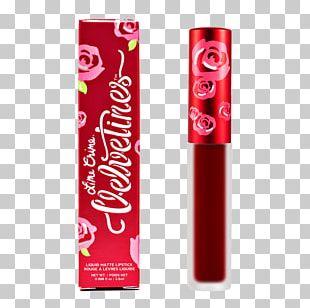 Lime Crime Velvetines Lipstick Cosmetics Huda Beauty Liquid Matte Lip Stain PNG