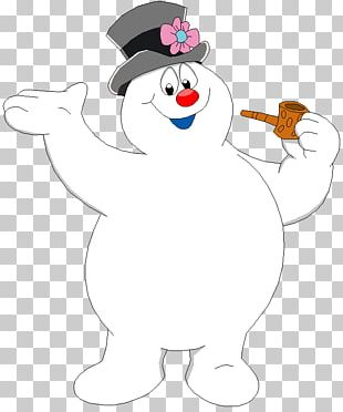 Frosty The Snowman Christmas Animation PNG