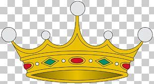 Corona Crown Coroa Real Count PNG