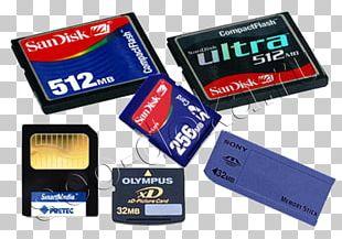 Secure Digital Flash Memory Cards XD- Card MicroSD Memory Stick PNG