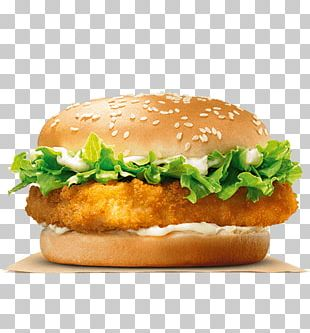 Cheeseburger Chicken Sandwich TenderCrisp Veggie Burger Hamburger PNG