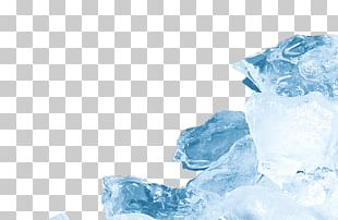 Ice Cream Ice Cube Water PNG
