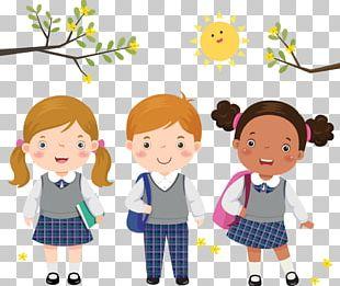 Student School Uniform Child PNG