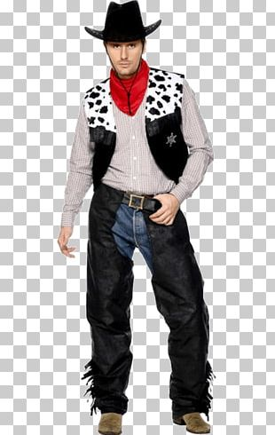fd7bfb4a012 Costume Party Halloween Costume American Frontier Disguise PNG ...