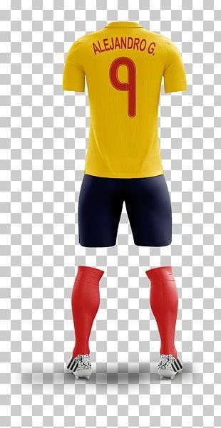 T-shirt Jersey Uniform Dress Sleeve PNG