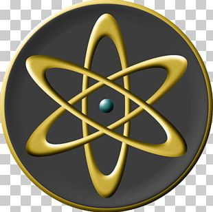 Atomic Nucleus Symbol Atomic Theory Nuclear Power PNG
