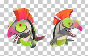 Splatoon 2 Nintendo Switch YouTube Chum Salmon PNG