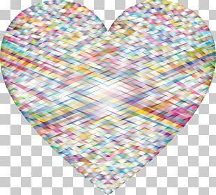Heart Geometry PNG