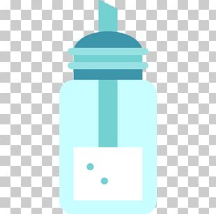 Water Bottle Scalable Graphics Icon PNG