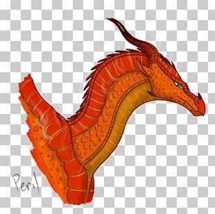 Wings Of Fire Dragon Drawing Escaping Peril PNG
