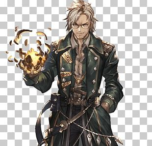 Character Design Granblue Fantasy Uncle PNG