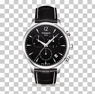 Tissot Men's Tradition Chronograph Watch PNG