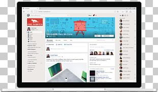 Workplace By Facebook Social Networking Service Facebook PNG