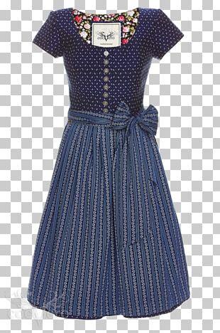 Dirndl Oktoberfest Folk Costume Fashion Dress PNG