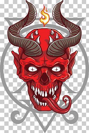 Demon Devil Illustration PNG