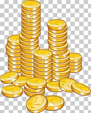 Gold Coin Free Content PNG
